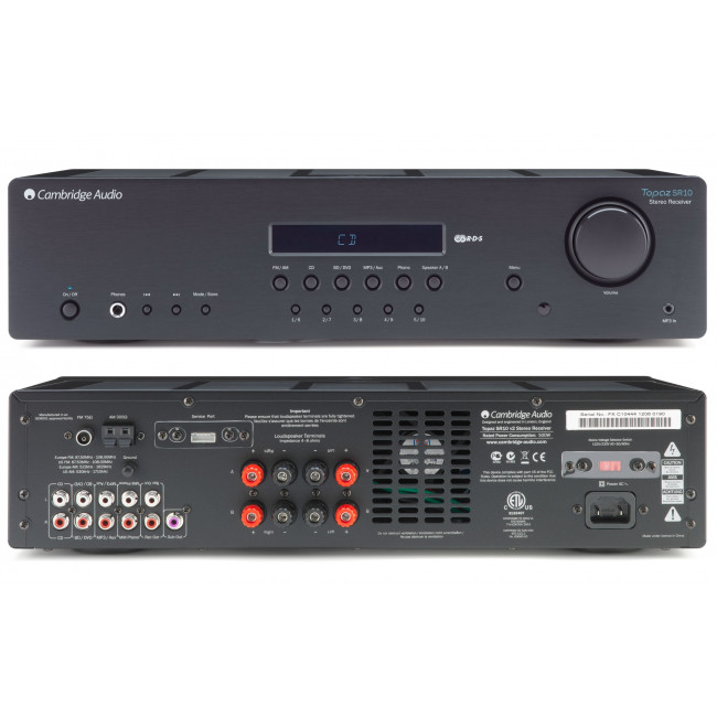 Cambridge Audio SR10