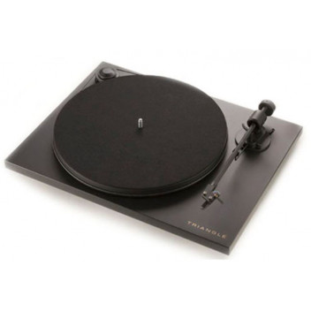 Pro-ject Triangle TT Black (B-stock)